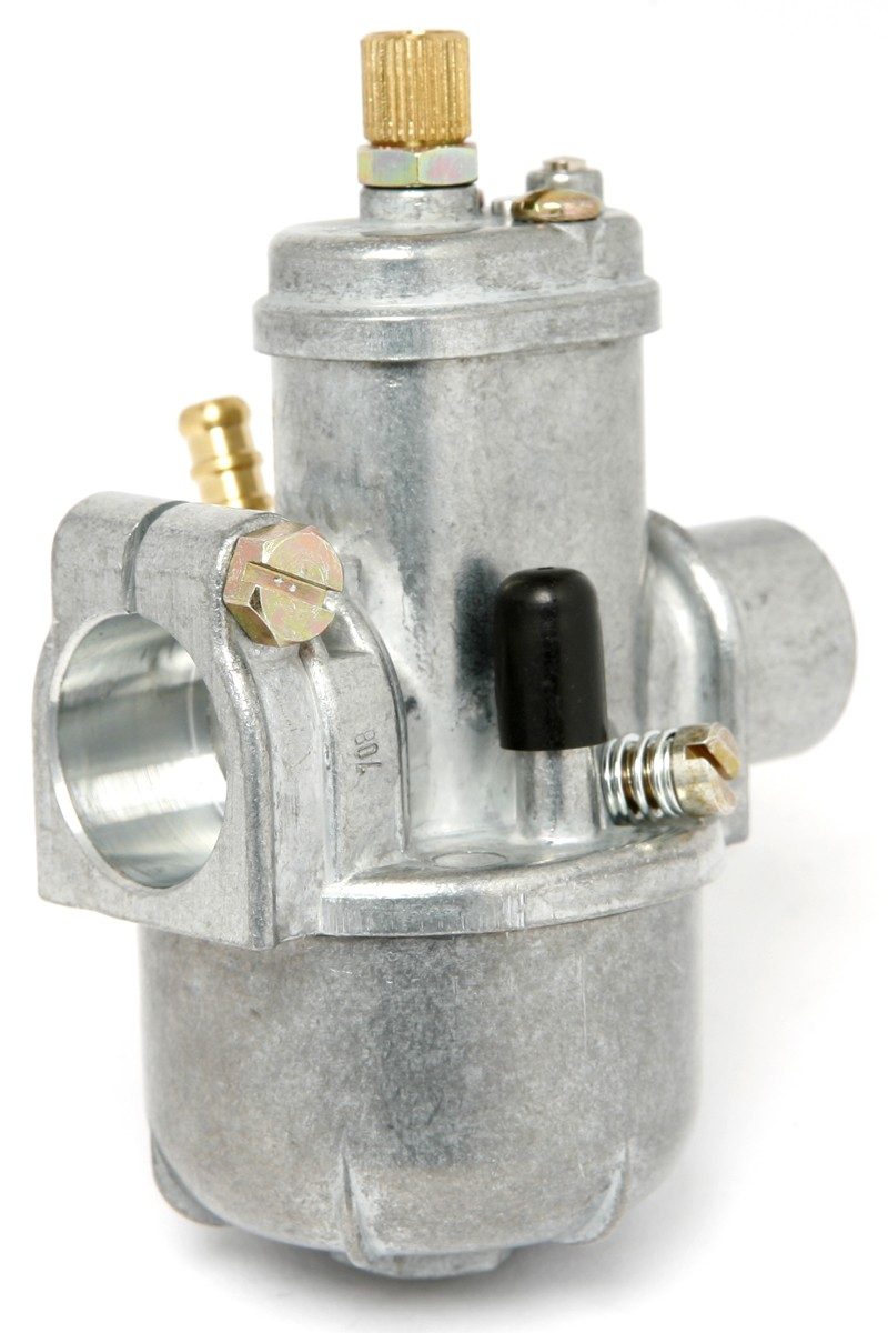 Bing 12mm Carburetor for Puch Mopeds -1HP Edition