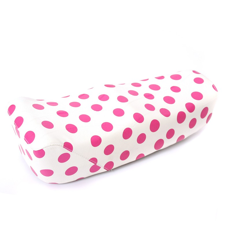 Honda Pink Polka Dot Long Seat