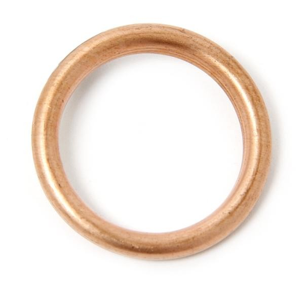 Moped Exhaust Copper Gasket
