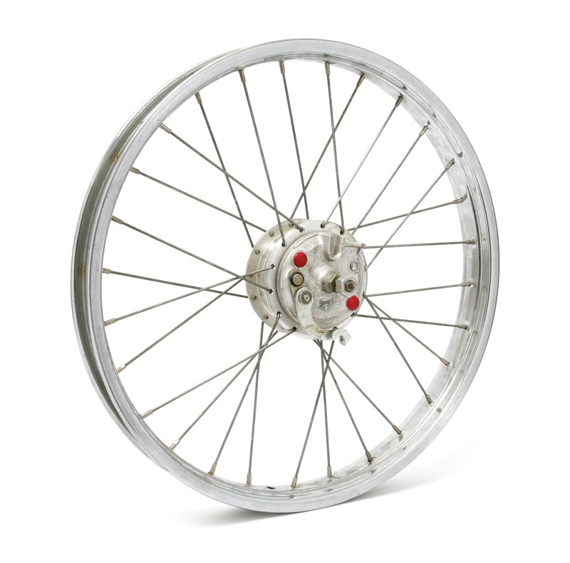 Peugeot Spoked Wheel Front