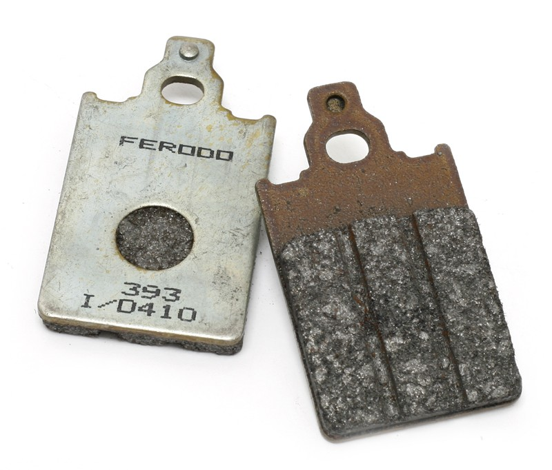 Tomos Disc Brake Pads