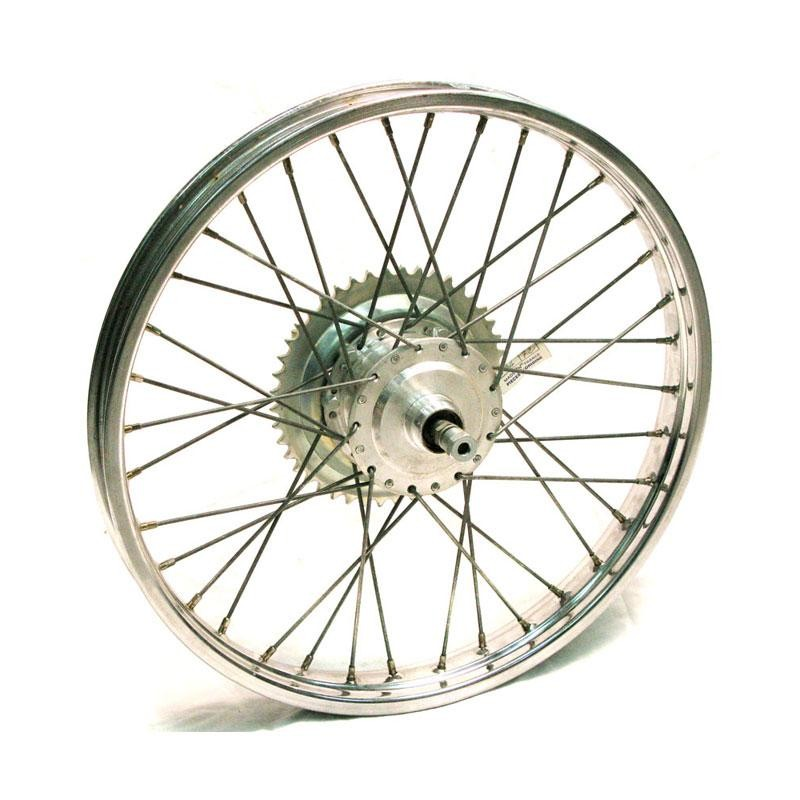 Motobecane Lelue Rear Wheel