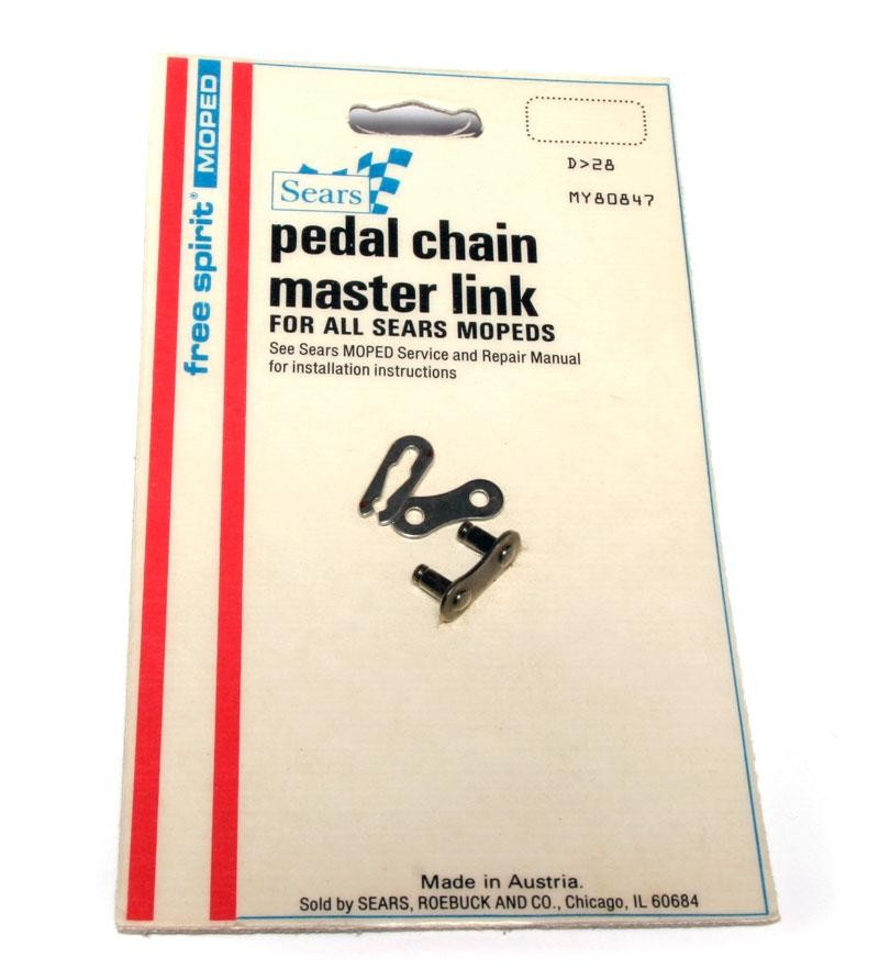 Puch Pedal Chain Masterlink