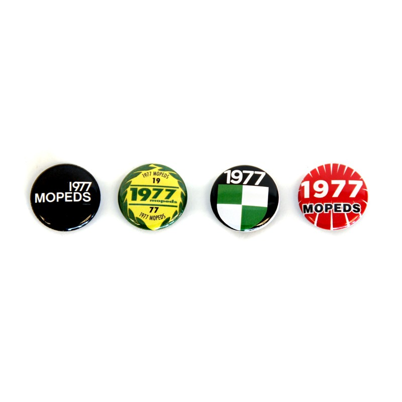 1977 Knock-Offs Button Pack