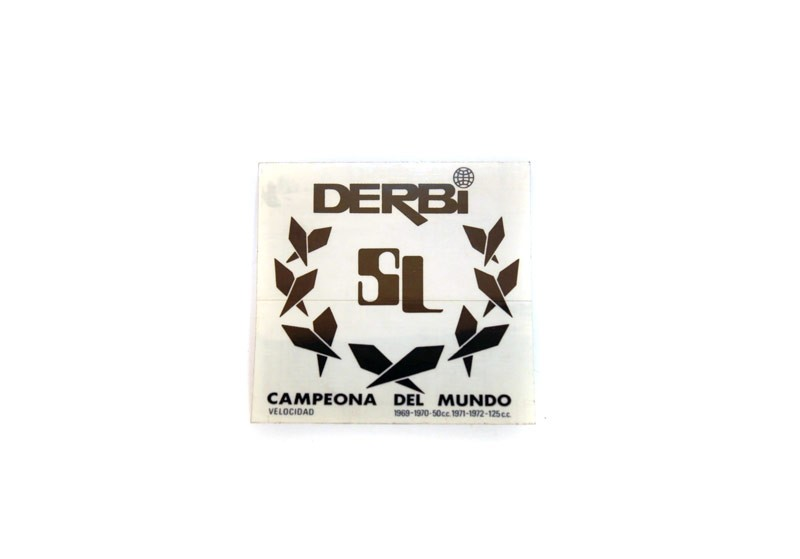 Derbi SL Decal