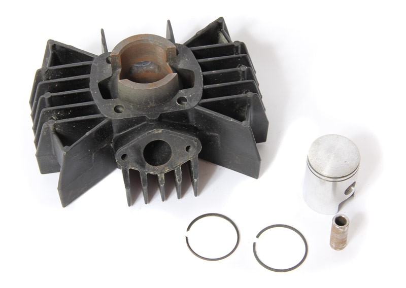 Derbi Stock Piston Port Kit
