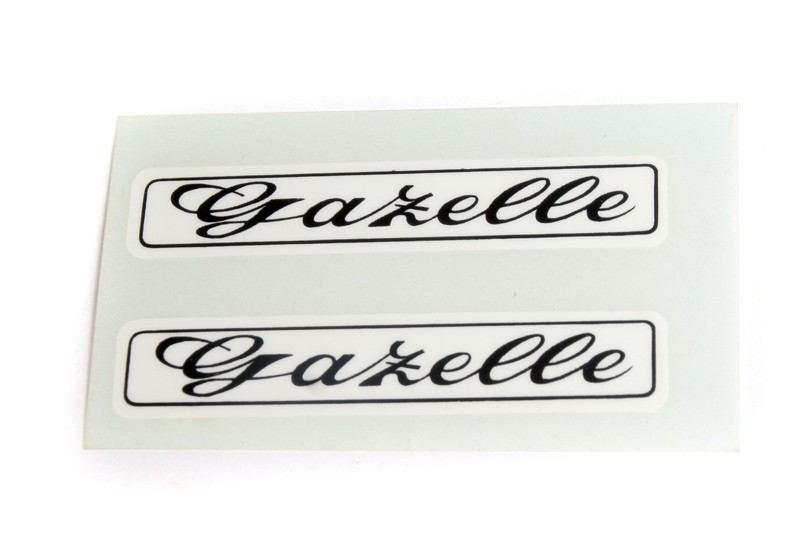 Gazelle Sticker Set