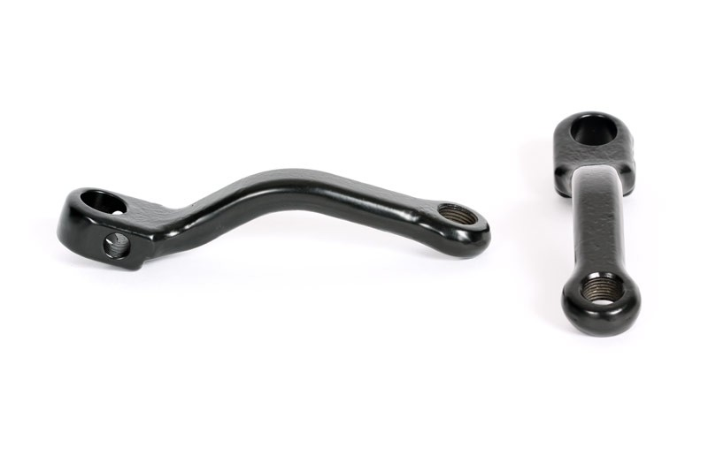 House Brand Moped Pedal Crank Arms -Black