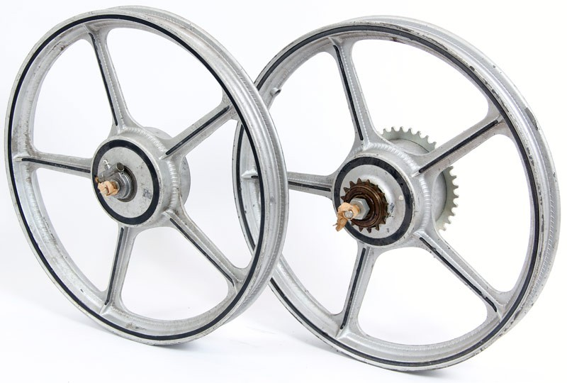 Puch Magnesium Race Wheels