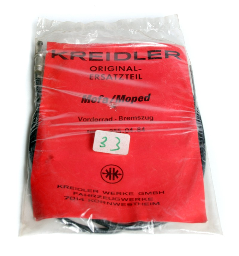 Kreidler Front Brake Cable