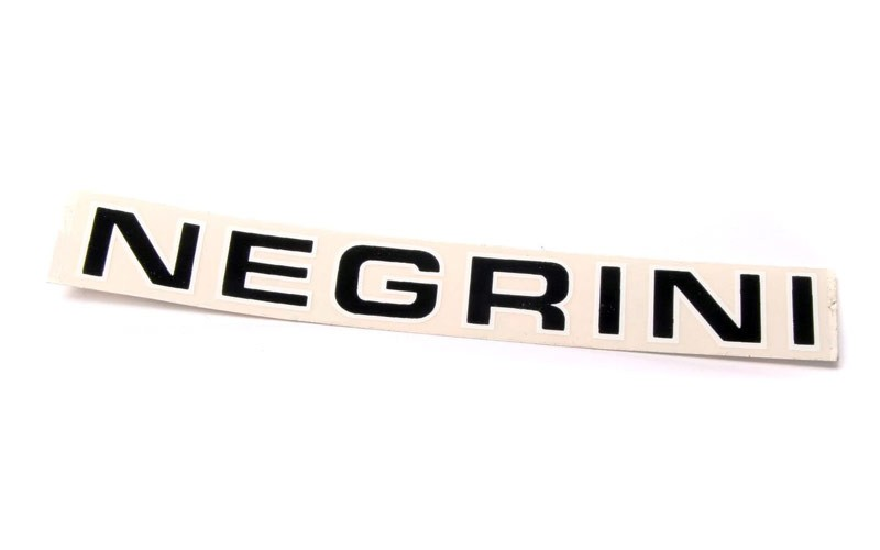 Negrini Sticker