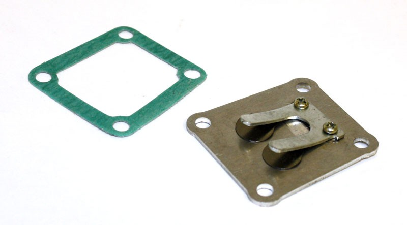 Peugeot 103 Moped Stock Reed Valve and Gasket