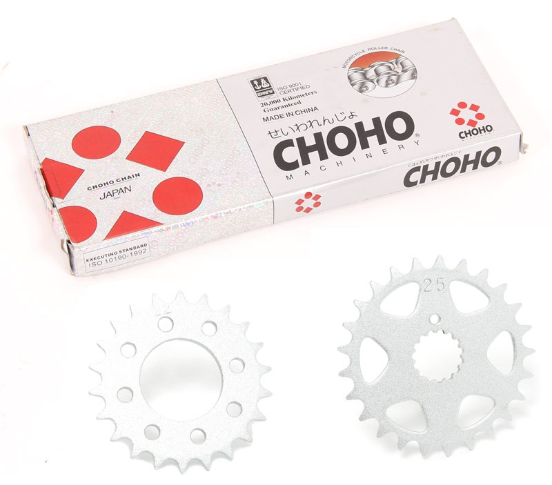 Tomos Sprocket Chain Kit
