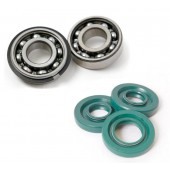 Puch E50 77 ProPack Crankshaft Bearing and Seal Set