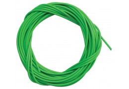 DIY Moped Cable Housing - Green