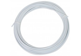 DIY Moped Cable Housing - White