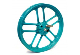 Vespa Moped 5 Star Wheel -Teal