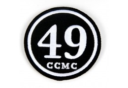 49CCMC Club Patch