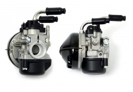 Dellorto 15.15mm SHA Carburetor -Cable Choke
