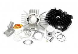 Derbi 70cc Metrakit Cylinder Kit W/ Head