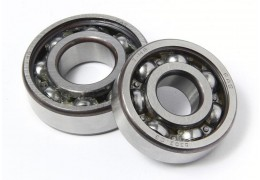 Derbi Flat Reed Crank Bearing Set
