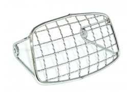 Euro Headlight Grill -Chrome