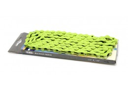KMC Pedal Chain Green