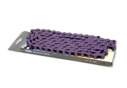KMC Pedal Chain Purple