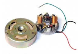 Morini CEV Flywheel Assembly