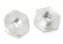 Motobecane Flywheel Nut - Right Hand Thread