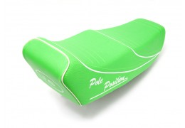 Pole Position Seat Double Hump Green