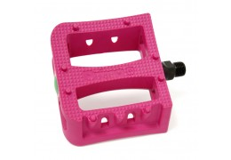 Primo Stricker Plastic Pedals -Pink