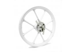 Tomos White Cross Front Wheel