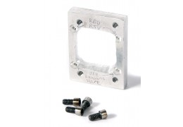 Puch Polini Motomatic Maximizer Adapter Plate
