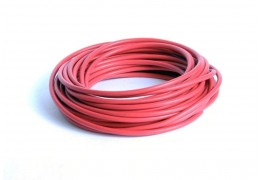 Spark Plug Boot Wire -Red