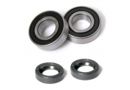 Honda Hobbit ProPack Stock Crankshaft Bearing and Seal Set