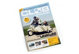 Club Magazin -The magazine for Puch enthusiasts
