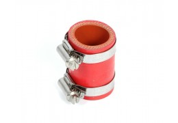 LBMopeds Silicone 30mm Mikuni Carburetor Coupler -Red