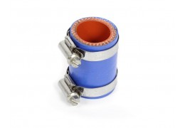 LBMopeds Silicone 30mm Mikuni Carburetor Coupler -Blue
