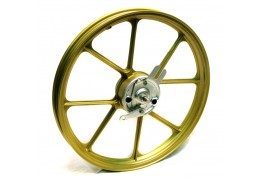 Tomos Gold Cross Front Wheel