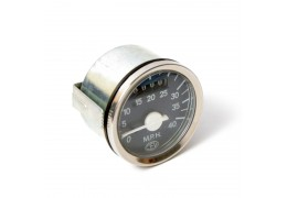 CEV Blue & White Speedometer
