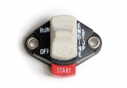 Italian Moped CEV Start Stop Switch