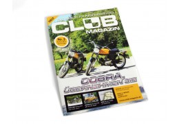 Club Magazin Issue #3 -The magazine for Puch enthusiasts