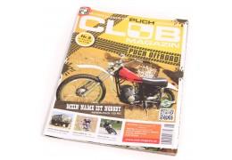 Club Magazin Issue #8 -The magazine for Puch enthusiasts