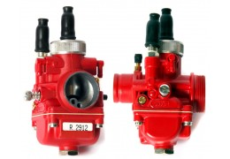 Dellorto 21mm PHBG Carburetor - Red Racing Edition