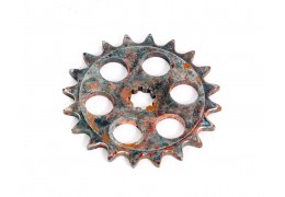 Derbi Piston Port Pyramid Reed Front Sprocket -20T