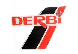Derbi Diablo Gas Tank Sticker
