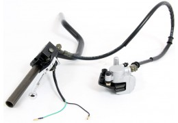 Universal Moped Hydraulic Front Brake Set