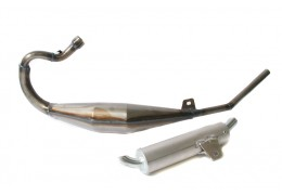 Cagiva Simonini Racing Exhaust