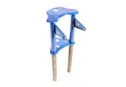 Hero Majestic Fork Body - Blue